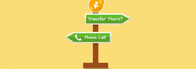 Fitur Transfer Phone Call
