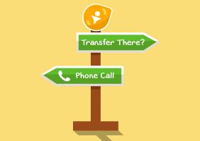 Fitur Transfer Phone Call